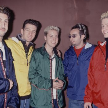 This *NSYNC fashion line is tearin' up '90s kids' hearts