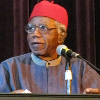 What you should know about Chinua Achebe, the author featured in today's Google Doodle