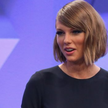 People think Taylor Swift looks like Ryan Seacrest's mom, and now we can't unsee it
