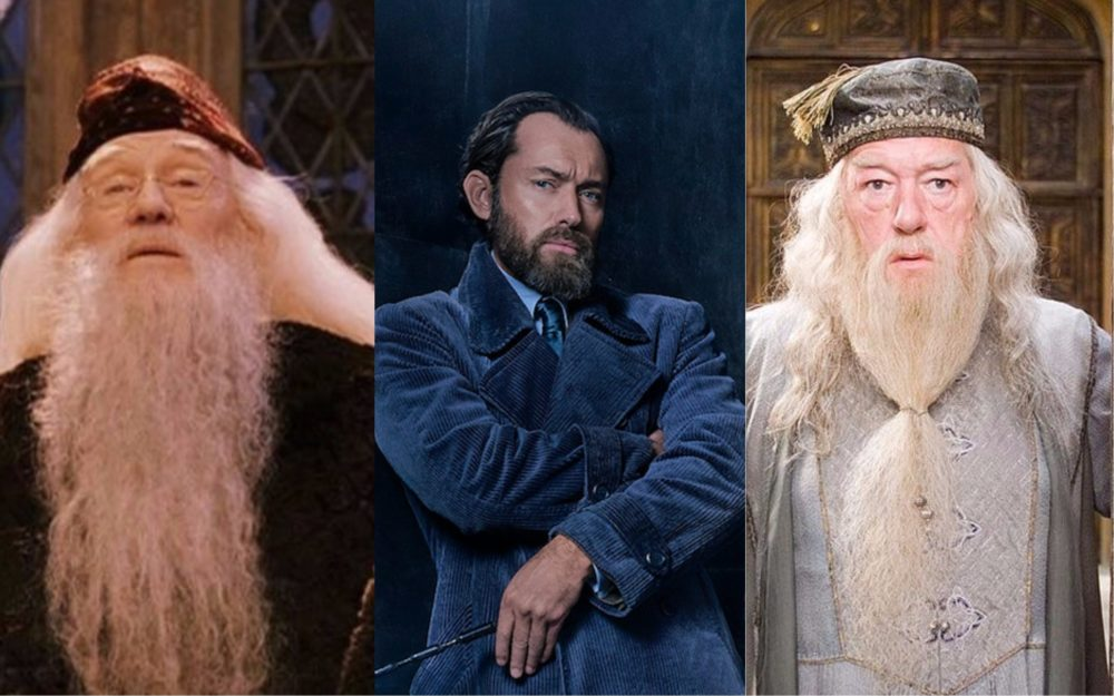 Twitter is thirsty AF for young, hot Dumbledore — and like, we totally get it