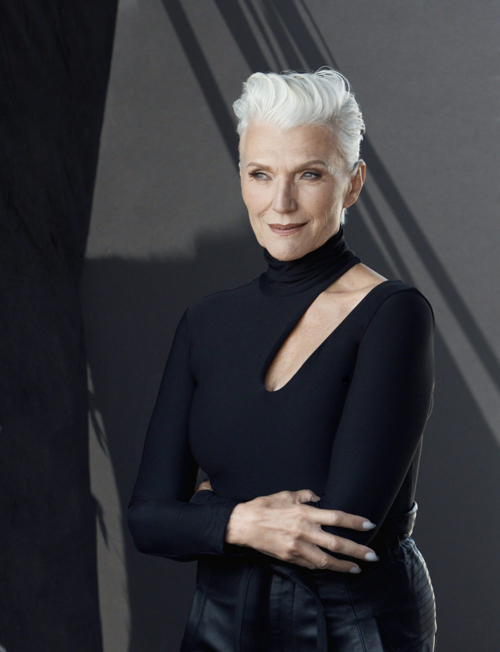 69-year-old model Maye Musk just booked another beauty gig