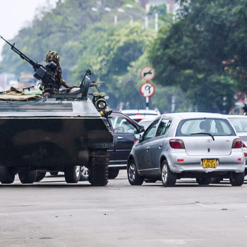 4 things to know about Zimbabwe and the country's current coup
