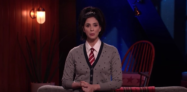"""Sarah Silverman broke her silence on the Louis C.K. allegations, calling it a """"mindf-ck"""""""