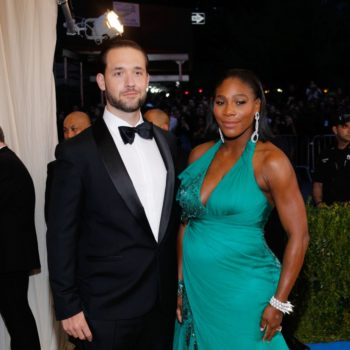 Serena Williams got married, and the guest list was insane