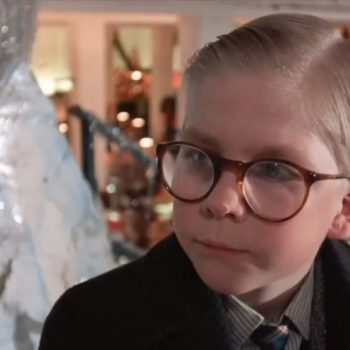"""This mall will let you have your own """"A Christmas Story"""" experience"""