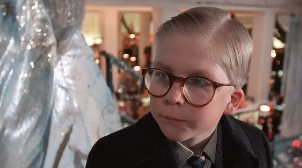 "This mall will let you have your own ""A Christmas Story"" experience"