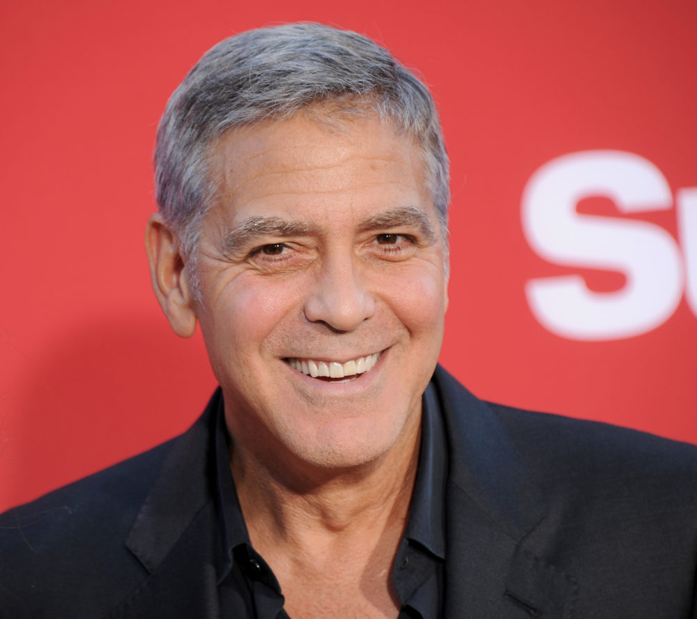 George Clooney is going to be in a TV show that's adapted from your boyfriend's favorite book