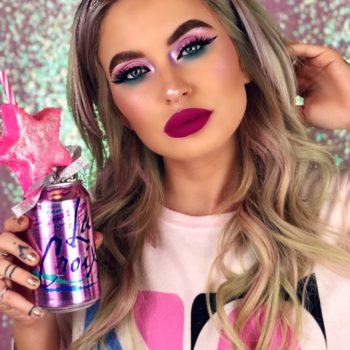 LaCroix-inspired makeup is here, because our love for the sparkling beverage is endless