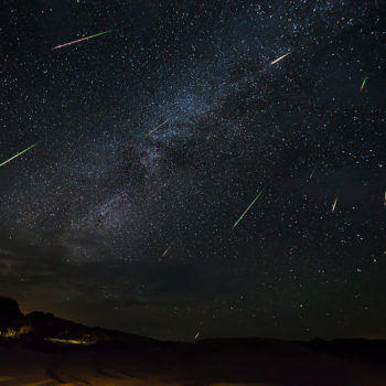 Here are the best places to view the Leonid meteor shower this weekend