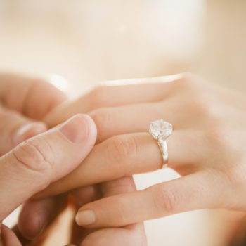 The surprising engagement ring trend you'll soon see everywhere