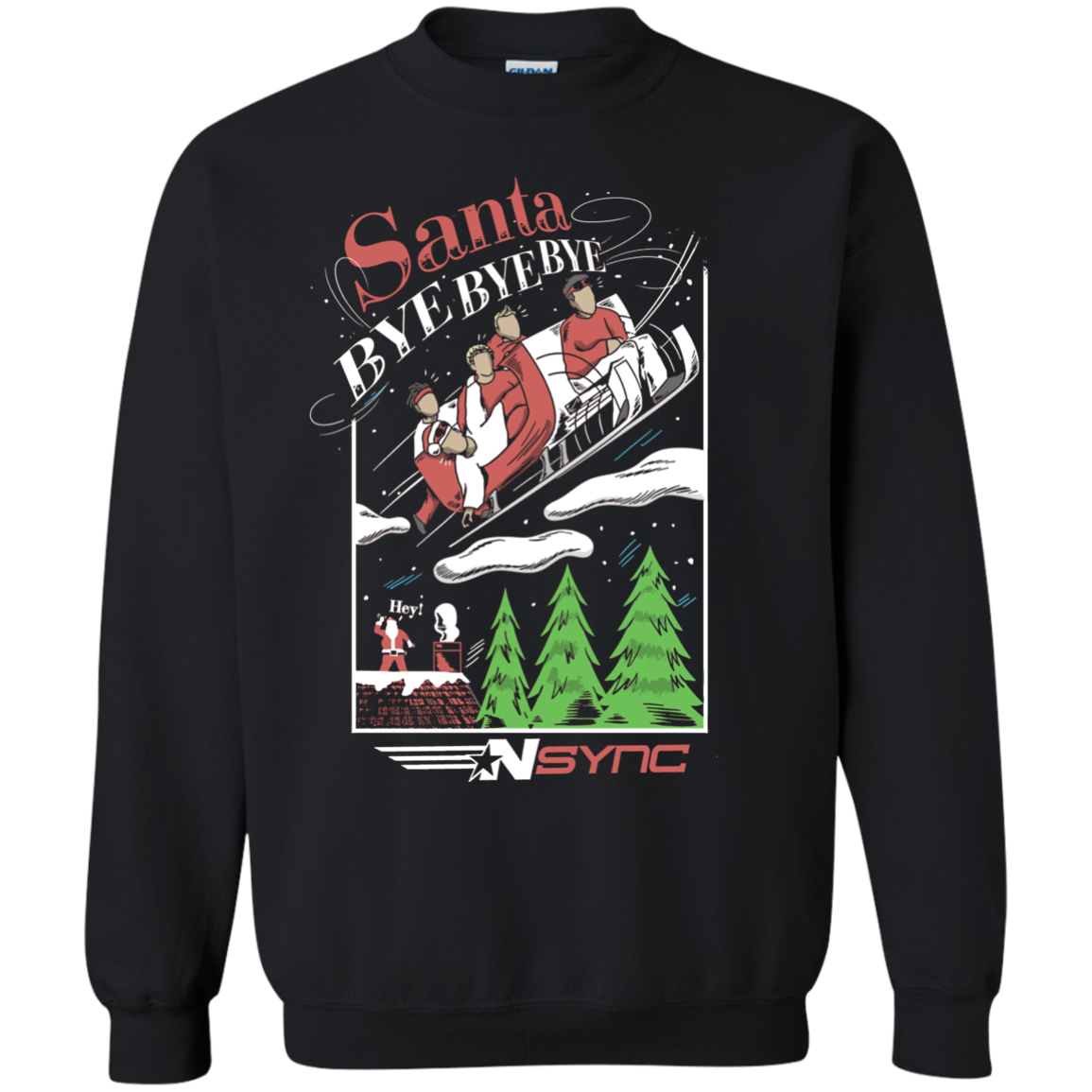NSYNC holiday merch dropped for your nostalgia gift guides ...