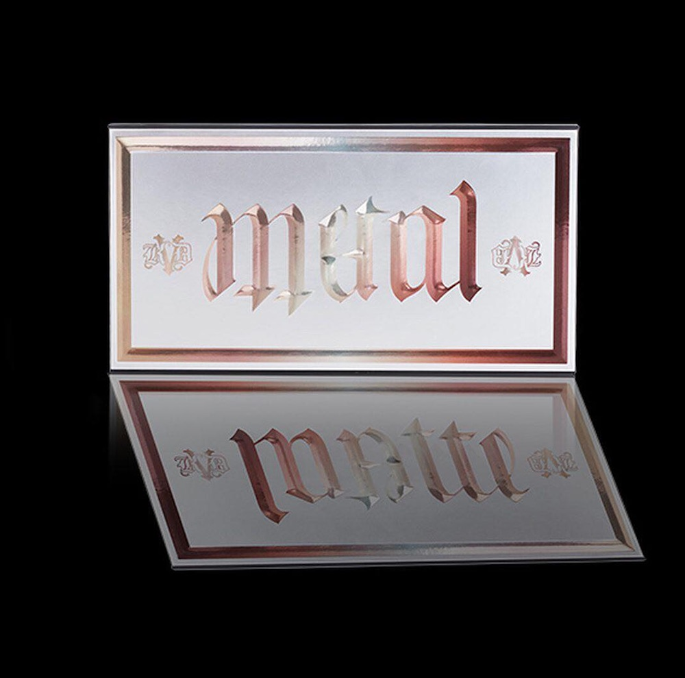 Kat Von D Beauty teased the new Mini Metal highlighter palette, so get your wallets ready