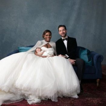 These photos of Serena Williams' wedding to Alexis Ohanian are STUNNING