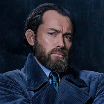 "Here's how the ""Fantastic Beasts 2"" producer knew Jude Law would be the perfect Dumbledore"