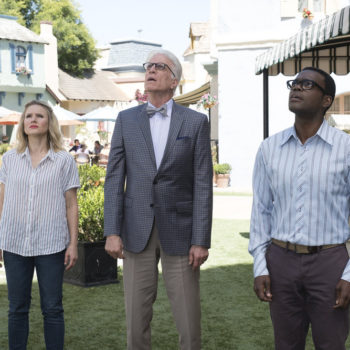 """Here are the """"Leftovers"""" Easter eggs in """"The Good Place,"""" so you can stop looking for them now"""