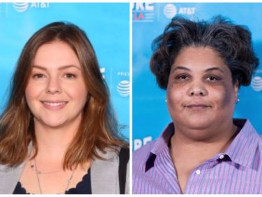 "Amber Tamblyn and Roxane Gay took down the patriarchy with ""Feminist AF"" at Vulture Festival L.A."