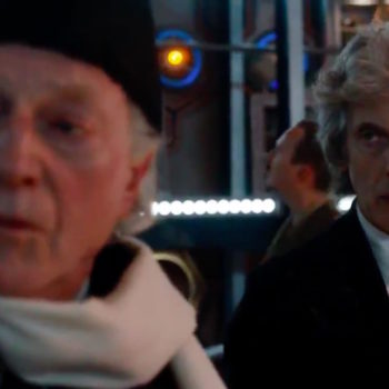 "The ""Doctor Who"" Christmas special features a two Doctor team-up, so get ready to watch 1 and 12 before you meet 13"