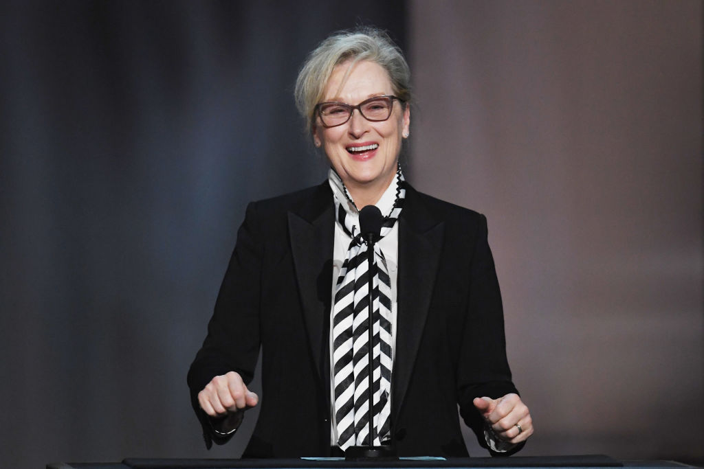 Meryl Streep opened up about her experiences with physical violence — and says Cher was there
