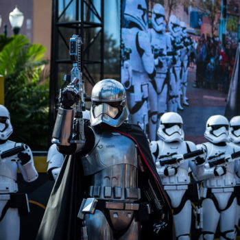 "Looking for even more ""Star Wars"" this December? You'll find it all at Disney World"