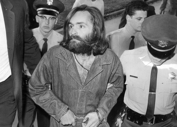Who were Charles Manson's victims?