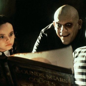 """11 things we didn't realize about """"The Addams Family"""" movie as kids"""