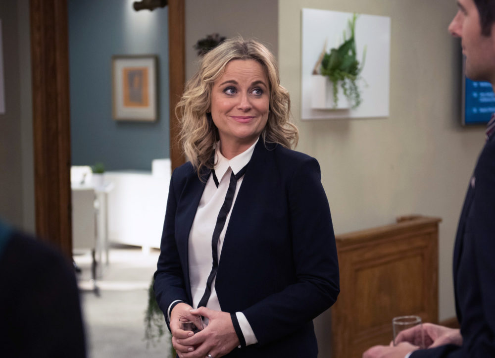 "The creator of ""Parks and Recreation"" has finally addressed if Leslie Knope is president in the future"