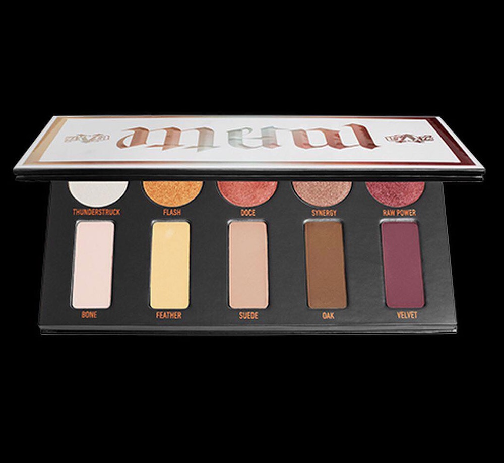 Here's the 411 on Kat Von D Beauty's new Metal Matte mini palette