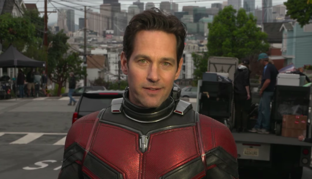 """9 great Paul Rudd moments from the new """"Avengers: Infinity War"""" trailer"""