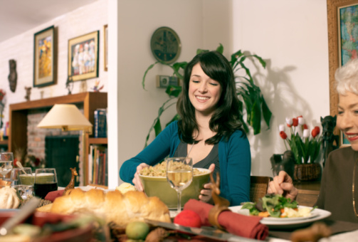 7 reasons why it's okay if you're not ready to bring your partner to Thanksgiving