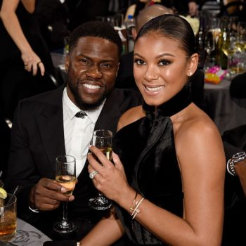 Kevin Hart and his wife Eniko welcomed their first child, and the name is beautiful