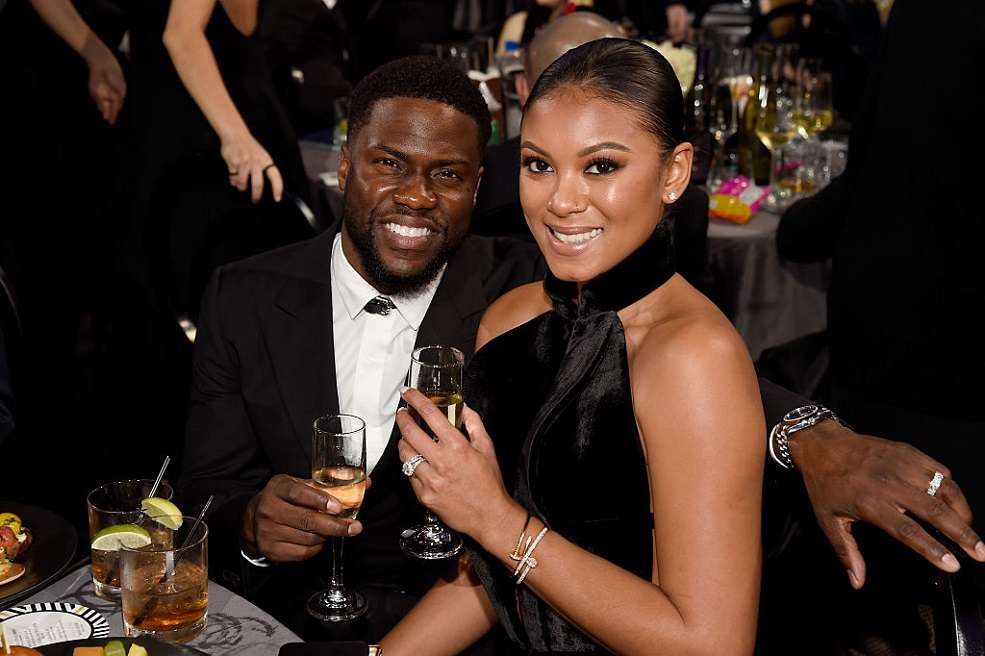 Kevin Hart and his wife Eniko welcomed their first child, and we love the name they chose