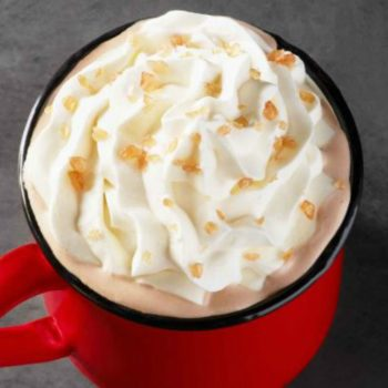 Starbucks has a new holiday hot chocolate, and you're gonna need it ASAP