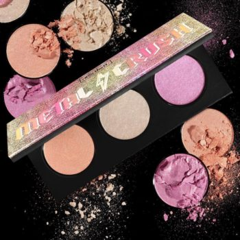 Kat Von D Beauty's highlighter palette launched early, so start apologizing to your bank account now