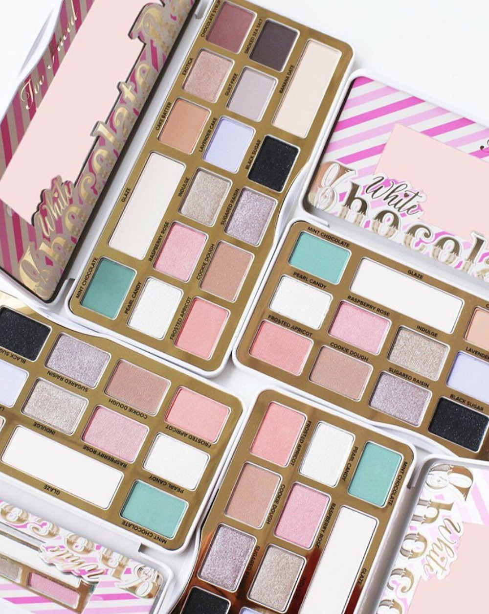 Too Faced's White Chocolate eyeshadow palette dropped early at Sephora, and it's oh-so-sweet