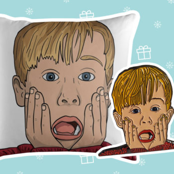 "Channel your inner Kevin McCallister with this ""Home Alone"" inspired shopping guide"