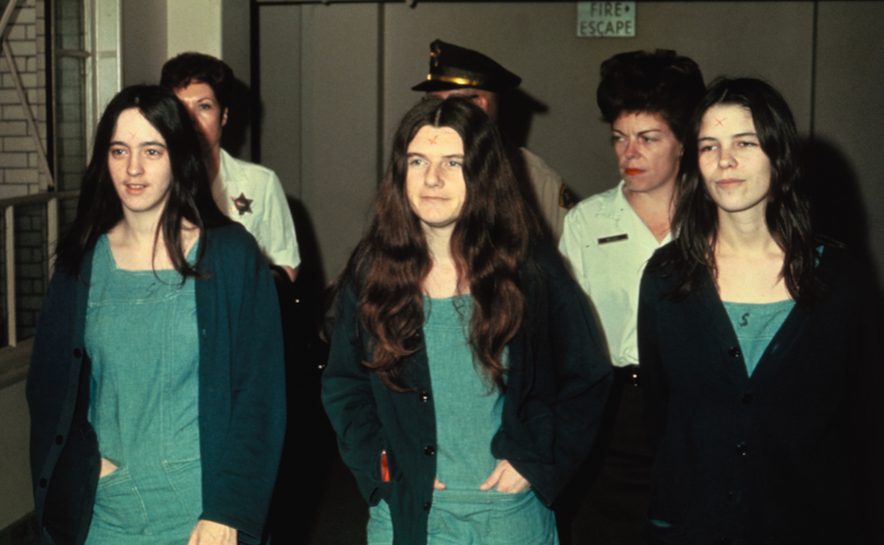 These are the women who killed for Charles Manson, and this is where they are now