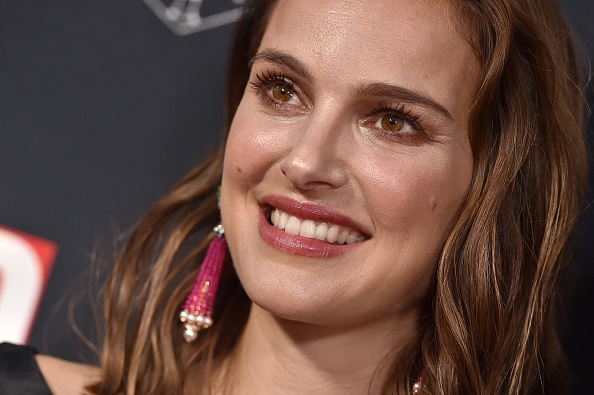 "Natalie Portman said sexual harassment is so common in Hollywood that she used to think it was ""part of the process"""