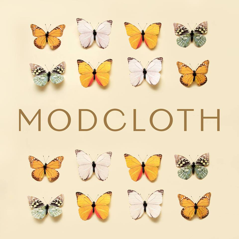You won't be able to shop on ModCloth this Black Friday