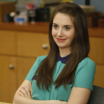 "Alison Brie has a totally bizarre connection to ""The Room,"" and it has to do with ""Community"""