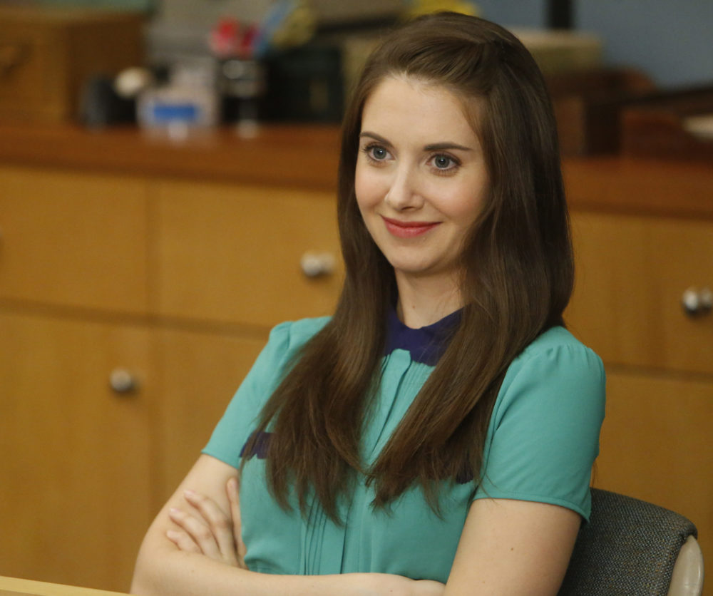 """Alison Brie has a totally bizarre connection to """"The Room,"""" and it has to do with """"Community"""""""