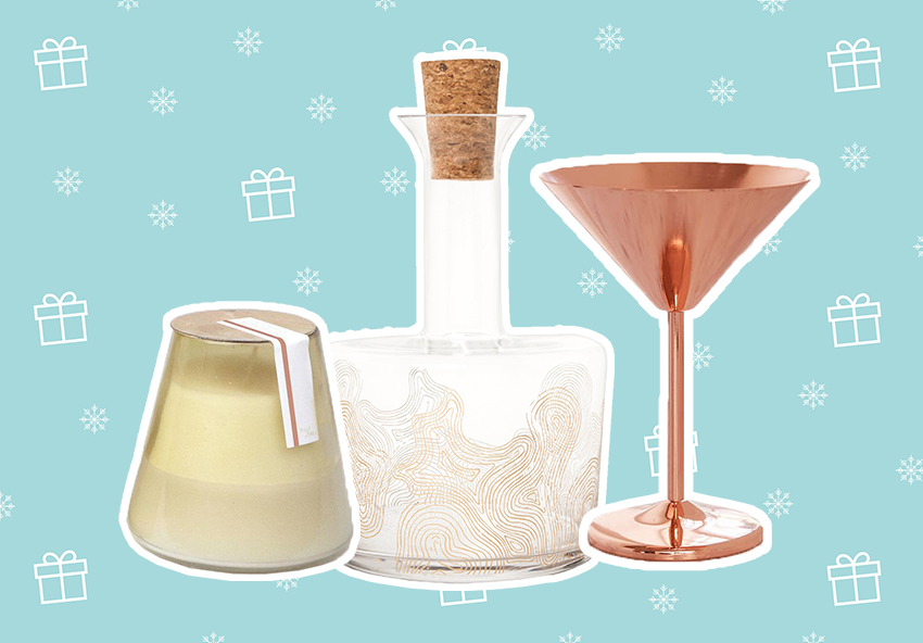 17 holiday gifts for the alcohol aficionado in your life (that aren't just bottles of booze)