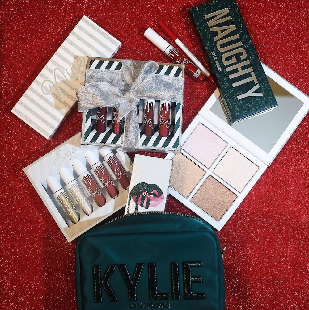 Kylie Cosmetics is launching the coveted Holiday collection in mere hours, so prepare your credit card