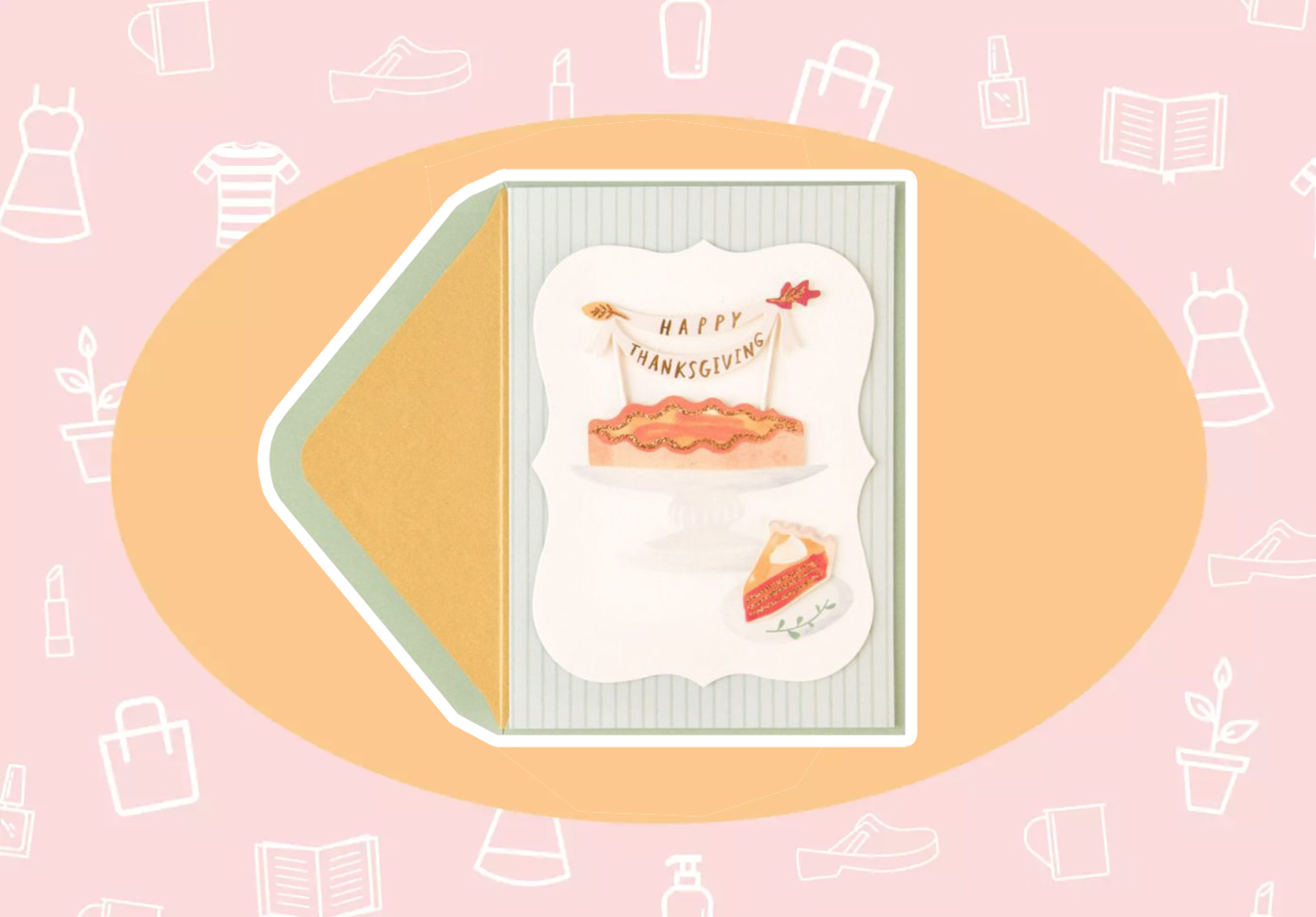 WANT/NEED: The cutest Thanksgiving card to give to your aunt, and more stuff you'll want to buy
