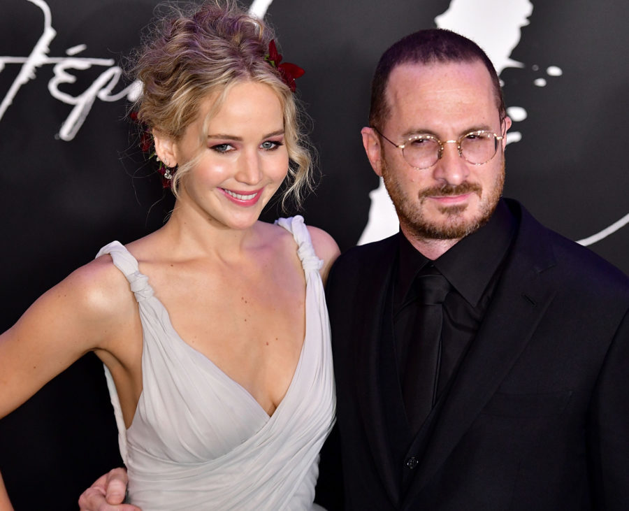 Jennifer Lawrence and Darren Aronofsky have reportedly broken up right before Thanksgiving