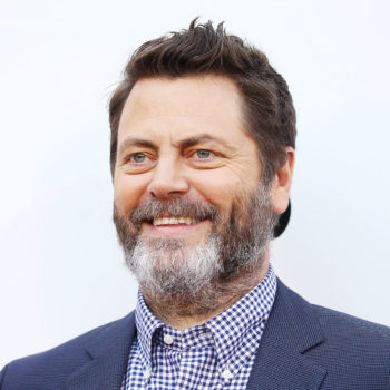 Nick Offerman's latest whiskey commercial is a Thanksgiving gift