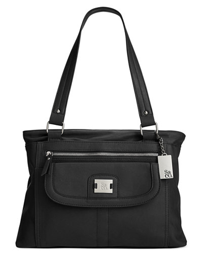 bdc79b93f5e3 4Style & Co Yassimen Satchel, Created for Macy's, $43.40 (originally  $108.50)