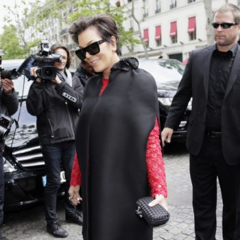 Kris Jenner's pajama pic might have just kinda confirmed Khloe and Kylie's pregnancies