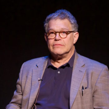 "Senator Al Franken apologizes for making ""some women feel badly"""