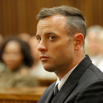 "Paralympian Oscar Pistorius's jail sentence increases following ""a lack of remorse"" for his girlfriend's murder"