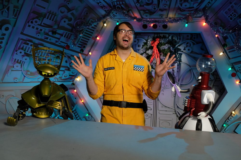 "The future looks bright, because Netflix renewed ""Mystery Science Theater 3000: The Return"" for Season 2"
